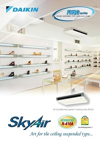 Download PDF Daikin รุ่น FHQG