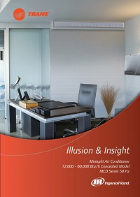 trane Illusion Insight 5year pdf
